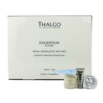 Thalgo Exception Ultime Ultimate Temps Solution Rituel Anti-âge Traitement