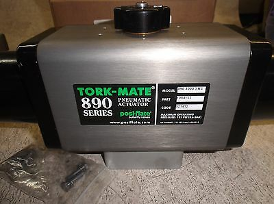 Tork-Mate 890 Ser. 890-1000-Sr3  Pneumatic Actuator, New Old Stock