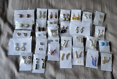 Earrings Job Lot (30)