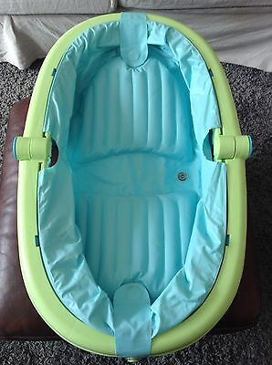 Summer Newborn To Toddler. Fold Away Portable Baby Bath.
