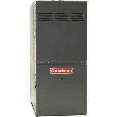 Goodman GMS80403AN Single-Stage Gas Furnace with 40,000 BTU and 80% AFUE New