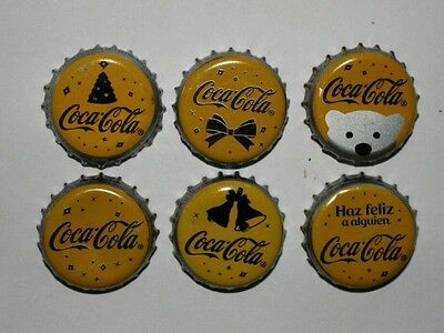 Coca Cola Bottle Caps From Mexico