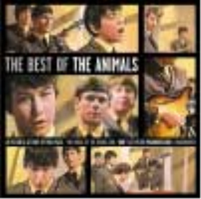 The Animals-Best Of The Animals  CD NUEVO