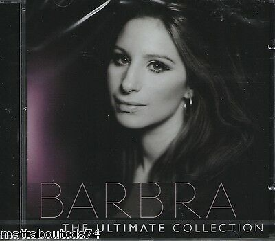 Barbra Streisand - The Ultimate Collection     *new & Sealed Cd Album*