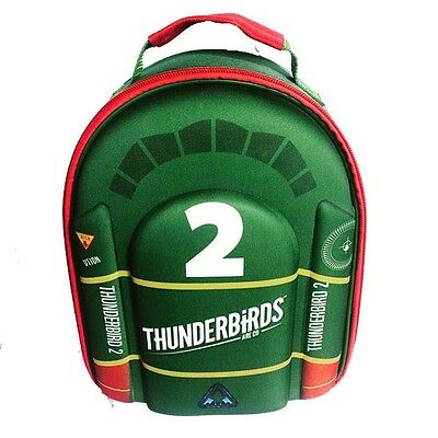 Thunderbirds TB2 3D EVA Lunch Bag School Food Packed Official Licensed Product