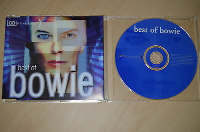 David Bowie - Best of Bowie. 6 track sampler. CD-Single (CP1707)