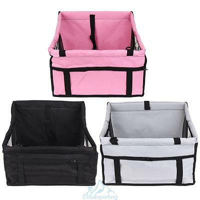 Waterproof Folding Hammock Car Pet Dog Mat Seat Cover Storage Bag Travel Camping
