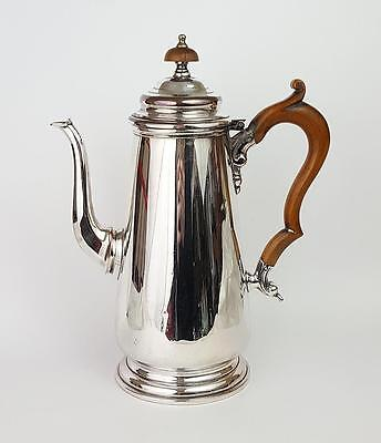 Stunning GEORGIAN OLD SHEFFIELD PLATE COFFEE POT c1820