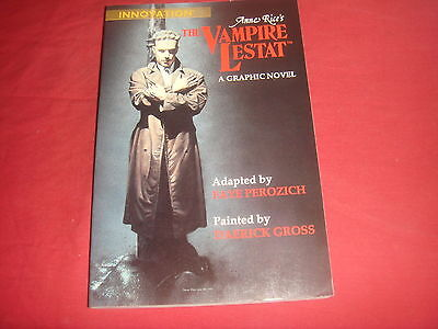 ANNE RICE'S THE VAMPIRE LESTAT Graphic Novel TPB  Innovation Comics