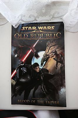 star wars the old republic the blood of the empire vol 1