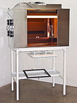 CRP Custom Light Box Chamber with Table Stand L-207-B