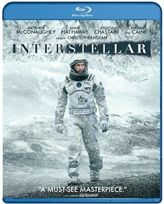Interstellar [New Blu-ray]