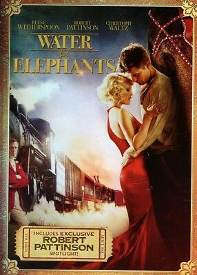 Water for Elephants [New DVD] Ac-3/Dolby Digital, Dolby, Dubbed, Subtitled, Wi