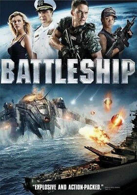 Battleship [New DVD] Dolby, Subtitled, Widescreen