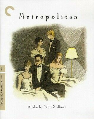 Metropolitan (Criterion Collection) [New Blu-ray] Subtitled, Widescreen