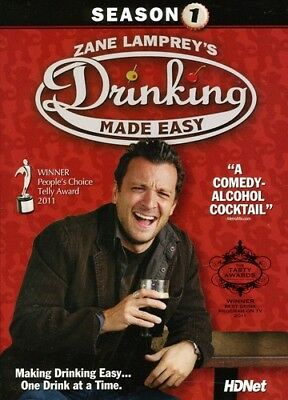 Drinking Made Easy TV Season 1 [New DVD] Boxed Set, Widescreen, Ac-3/Dolby Dig