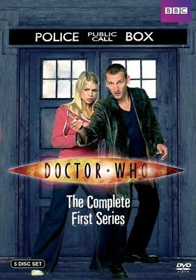 Doctor Who: The Complete First Series [New DVD] Boxed Set, Dolby, Repackaged,