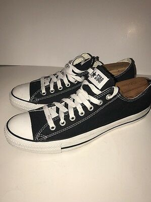 Men's Converse Chuck Taylor All-star Low Top,Black,Size 11