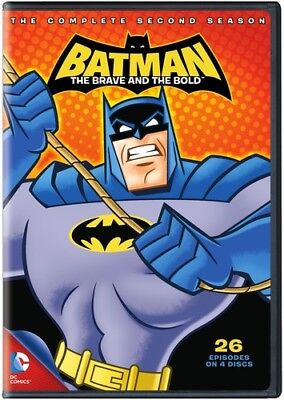 Batman: The Brave and the Bold: The Complete Second Season [New DVD] Boxed Set