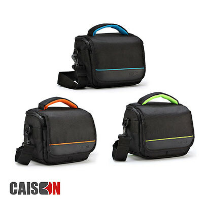 Waterproof Digital DSLR Camera Case Shoulder Carry Bag For Canon EOS 800D 760D