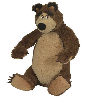 Masha and the Bear 25cm Soft Toy