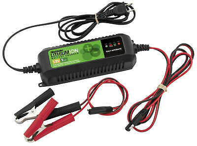 Lithium Ion Battery Charger/Maintainer BikeMaster TS0207A