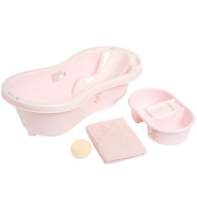 Vintage Love & Kisses Bath Gift Set, Newborn Baby Essentials