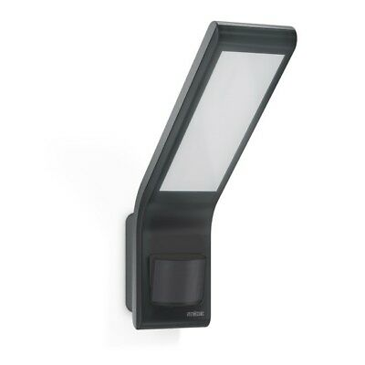 Steinel XLED SLIM Sensor Switched Outdoor LED Floodlight + PIR Anthracite