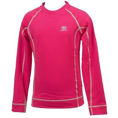 Sous vêtements thermiques chaud Damart sport Thermo rose tee ml g Rose 26274 - N