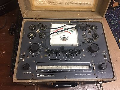 Vintage Knight Tube Tester Model 600A