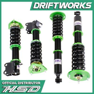 HSD MonoPro Coilovers for Nissan S14/S15 200SX/Silvia - Fits 200SX & Silvia mode