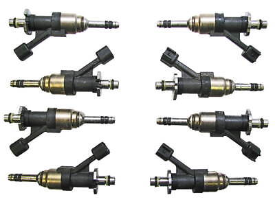 6 BRAND NEW GM OEM Fuel Injectors 2000-05 3.8L Buick Chevy Pontiac 17113611