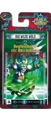 The Eye of Judgment Starterdeck Der wilde Wald Biolith Rebellion 2 Deutsch Neu &