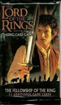 Herr der Ringe -The Fellowship of the Ring Booster (englisch) Neu & OVP