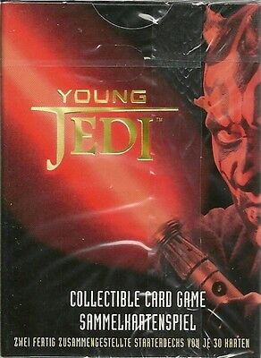 Star Wars Young Jedi Starter (deutsch) Neu & OVP