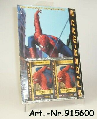 Spiderman 2 (Trading Cards/Comic Combo) Neu & OVP