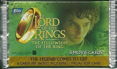 LotR The Fellowship o. t. Ring Movie Card Neu & OVP
