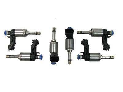 SET OF 6 BRAND NEW OEM Fuel Injectors Buick, Chevy, GMC 3 6L 2012-17  12663380