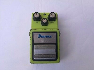 Vintage Ibanez Sd-9 Sonic Distortion - Free Next Day Delivery In The Uk