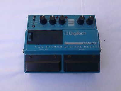 Vintage Digitech (Dod) Pds 1002 Digital Delay - Free Next Day Delivery In The Uk