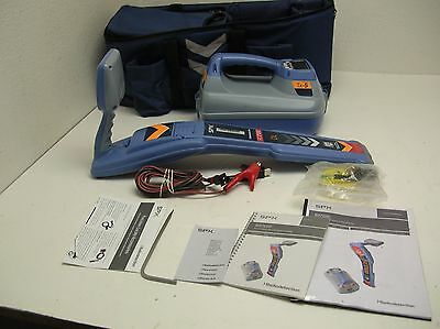Radiodetection RD7100 DL  T5 Cable Underground Utility Wire Pipe Locator