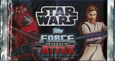 Star Wars Force Attax Serie 3 Booster Neu & OVP