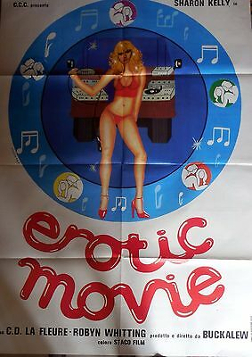 manifesto movie poster 2F THE DIRTY MIND OF YOUNG SALLY Buckalew  erotic movie