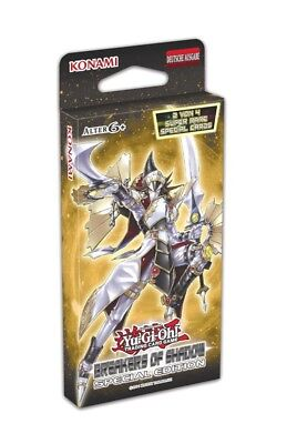 Yu-Gi-Oh! Breakers of Shadow Special Edition Neu & OVP