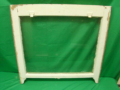 Vintage Sash Antique Wood Window Picture Frame Pinterest 27 X 28.5 1 Pane