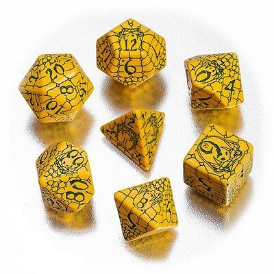 Pathfinder Serpents Dice (7 Stk.) Neu & OVP