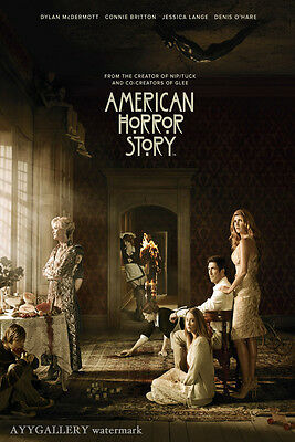 "American Horror Story (Season1) - Poster 24""x36"" (Free Shipping)"