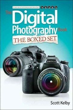 Scott Kelby's Digital Photography Boxed Set, Pa...-NEW-9780133988062 by Kelby, S