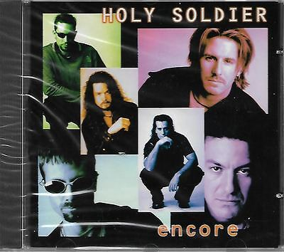 Holy Soldier-Encore CD Christian Metal 1997 Spaceport (Brand New Factory Sealed)