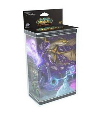 World of Warcraft CCG - Signature Series Tin Box Dan Scott Neu & OVP